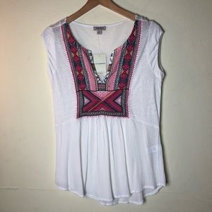 NWT Lucky Brand top